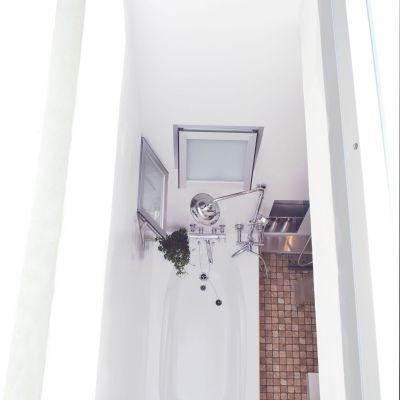 お風呂のカビの お掃除イヤですの画像