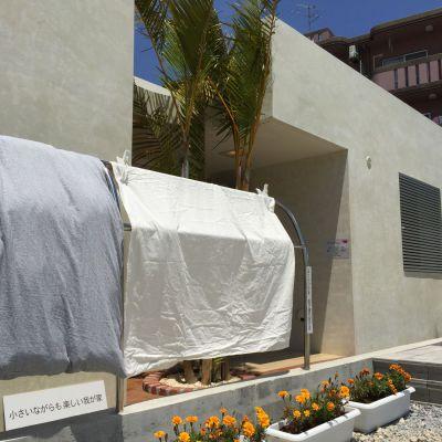洗濯物と布団を 太陽の下で干したいの画像